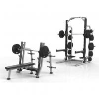 Free Weights and Racks