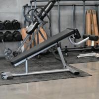 Inflight Adjustable Ab Bench