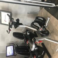 Expresso S3U Upright Bike