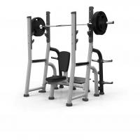 Matrix MAGNUM MG-A45 Olympic Shoulder Bench