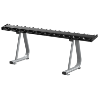 Matrix Magnum 5-Pair Pro-Style Dumbbell Rack