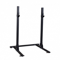 Body Solid Squat Stand w/Safety Arms