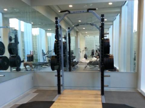 Chesapeake Energy Executive Fitness Center