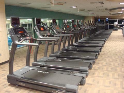 Ponca City YMCA Installation